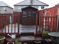 6x4 summerhouse