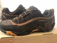 Merrell - Size 7 Hiking shoes. Genuine like new, used once.