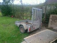 Small plant - atv trailer 5ft by 4ft