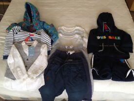 Boys Clothes Bundle - 12 to 18 months (12 items)
