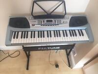 Fine tune keyboard