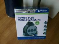 Out well power +plus mobile kit used once still in box