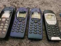 Vintage mobile phone bundle