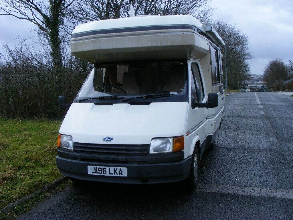 1992 Ford Autosleeper Legend GL | in Plymouth, Devon | Gumtree