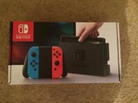 Brand new Nintendo switch console unopened