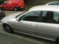 BMW E39 525 LPG
