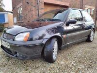 Ford Fiesta 1.6 16v Zetec S Black