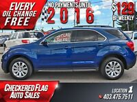 2010 Chevrolet Equinox AWD-ECO-Low KMS-Power Seats $129/BW!