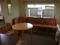 Mobile home to rent 2 bedrooms