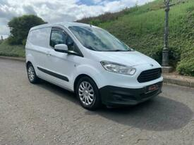 image for 2016 FORD TRANSIT COURIER MOT TILL MARCH 2022 PART SERVICE HISTORY