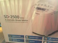 Brand New Panasonic Bread Maker Machine Model SD-2500 wxc
