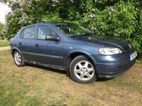 VAUXHALL ASTRA - FULL SERVICE HISTORY - LOW MILES - SUPERB EXAMPLE