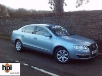 2006 56 VW Passat 1.9 SE TDI - Only 81000 Miles - Full Service History including CAMBELT AT VW .