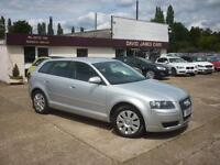 AUDI A3 1.6 Special Edition 5dr (silver) 2007