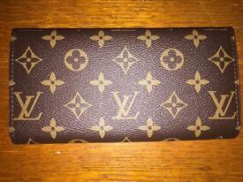 Genuine Louis Vuitton Emilie Purse