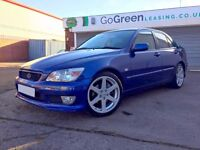 IS200 SPORT - SUPER LOW MILES (55k only!!!) FULL SERVICE HISTORY