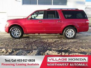 2016 Ford Expedition Max Limited 4x4   No Accidents  