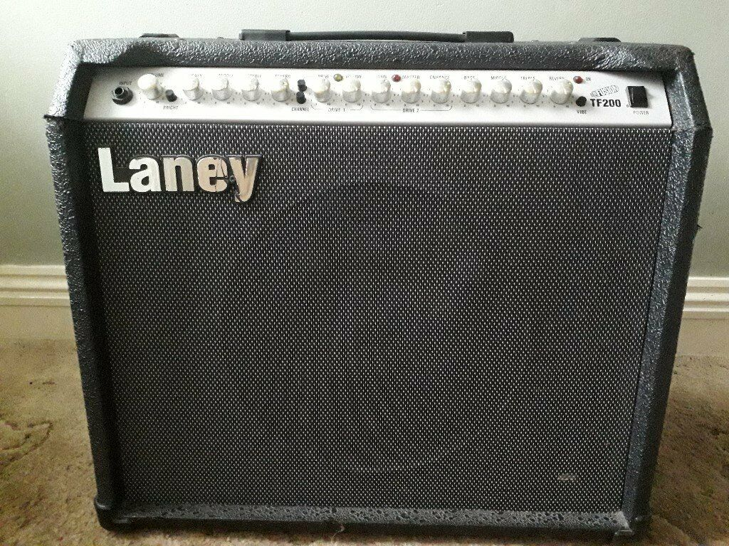Laney 60W Hybrid Tube Pre-amp - Transistor Amplifer | in Chichester, West  Sussex | Gumtree