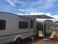 Immaculate Six Berth Fixed Bunk Caravan 2006 Sprite Major 6