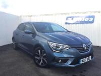 Renault Megane 1.6 dCi Dynamique S Nav 5dr (steel blue) 2017
