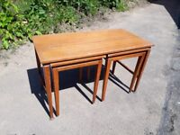 Remploy Vintage Coffee Table nest