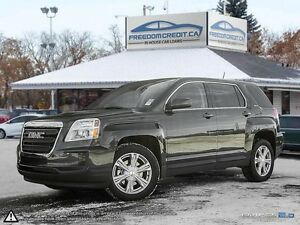 2017 GMC Terrain SLE-1 SLE 1 LOADED ALL WHEEL DRIVE