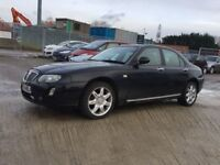 2004│Rover 75 │ Automatic Diesel │ Leather - sunroof - heated seats