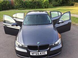 BMW 320i 2005 with 1 Years MOT