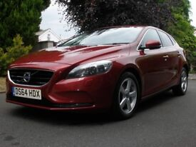 VOLVO V40 D2 AUTOMATIC 1.6 Diesel First Registered Jan 2015 With Winter Pack