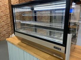 Interlevin LCT900F Commercial Counter Top Display Fridge Mint Bargain
