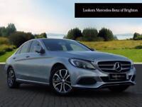 Mercedes-Benz C Class C250 D SPORT (silver) 2016-06-13