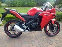 Honda, CBR 125 R-D, 2014, 125 (cc)Honda cbr125 CBR 125 MOT until 07/2021 * no advisories*