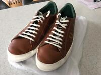 Fred perry Bradley wiggins shoes size 9