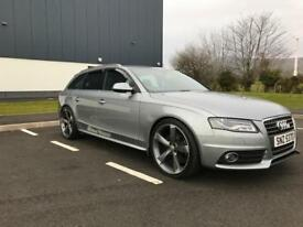 Audi A4 S-Line (not golf Leon bmw)