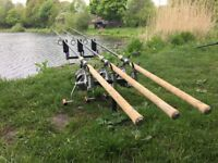 3 x Cotswold Pace 12ft 3.25 full cork
