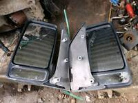 Iveco daily wing mirrors. Very good condition.