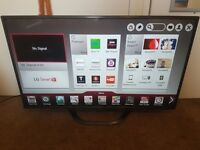 """50"""" Smart TV LG LED FullHD 3D Wi-Fi with HD Freeview"""