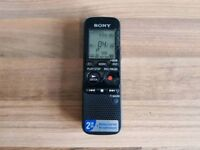 SONY ICD-PX312 Digital Flash Voice Recorder Portable New