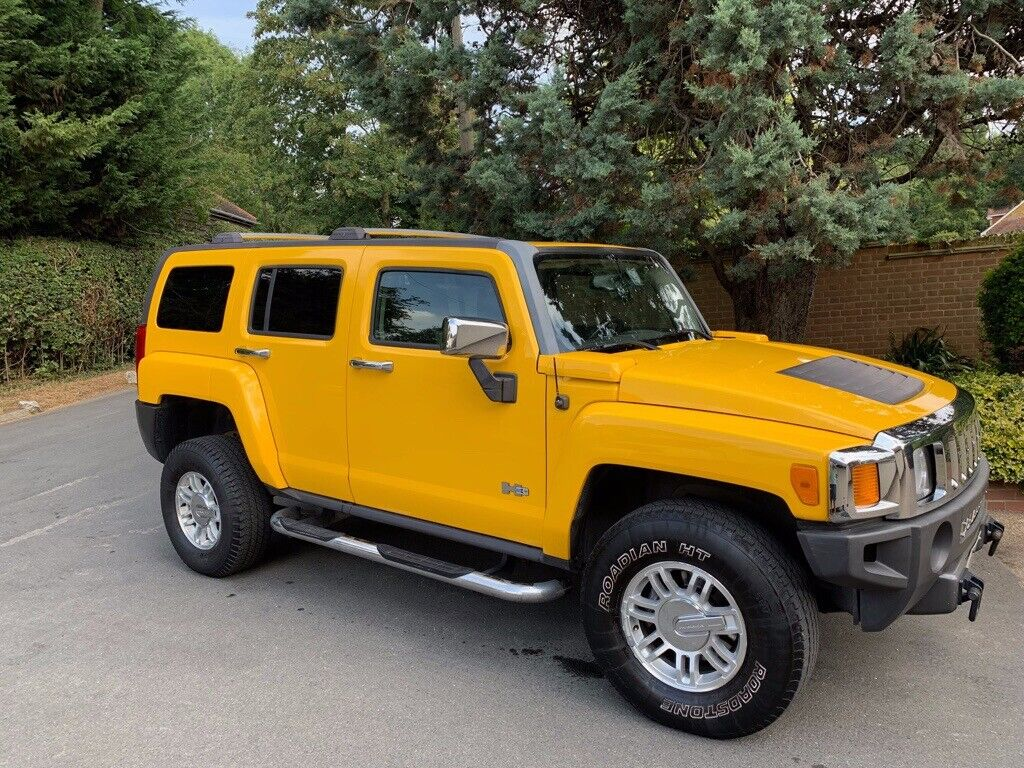 Hummer H3 left hand drive - low mileage | in Epping, Essex | Gumtree