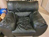 Real leather sofa for sale (Collection from MK12)