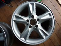 Four Mercedes C Class w203 Alloy Wheels