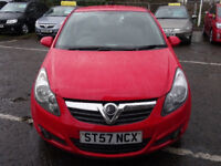 VAUXHALL CORSA 1.2 SXI 16V 3d 80 BHP MOT DECEMBER 2018 ++ SERVICE RECORD 1 PREVIOUS KEEPER ++