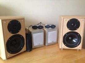Set audio Speakers