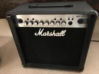 Marshall MG15CFX Amp - Mint condition