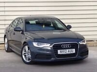 2012 AUDI A6 2.0 TDI S LINE 4DOOR** CAMBELT CHANGED, FULL HISTORY, maual diesel saloon a4 520d