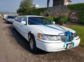 Lincoln Towncar Limousine 2001