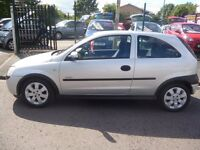 Vauxhall CORSA Elegance 16v,1.2 petrol 3 dr hatchback,clean tidy car,runs and drives well,economical