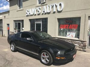 2007 Ford Mustang V6 CERTIFIED & E-TESTED