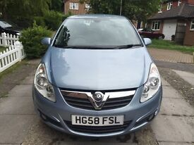 Vauxhall Corsa 1.4 i 16v Design 5dr In great condition