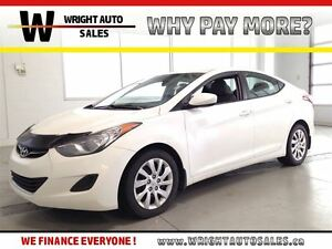 2013 Hyundai Elantra GL| BLUETOOTH| HEATED SEATS| A/C| 86,871KMS